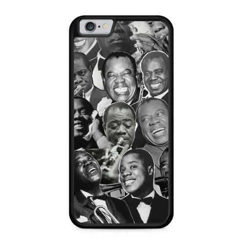 Louis Armstrong phone case