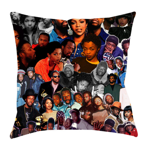 The Fugees Photo Collage Pillowcase