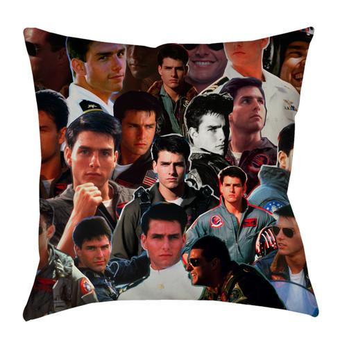 Maverick (Top Gun) Photo Collage Pillowcase