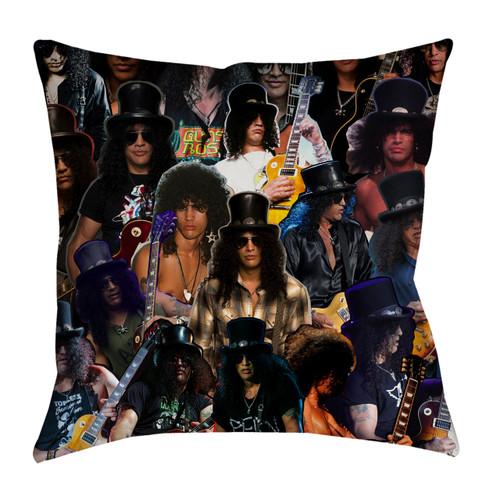 Slash Photo Collage Pillowcase