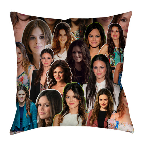 Rachel Bilson Photo Collage Pillowcase