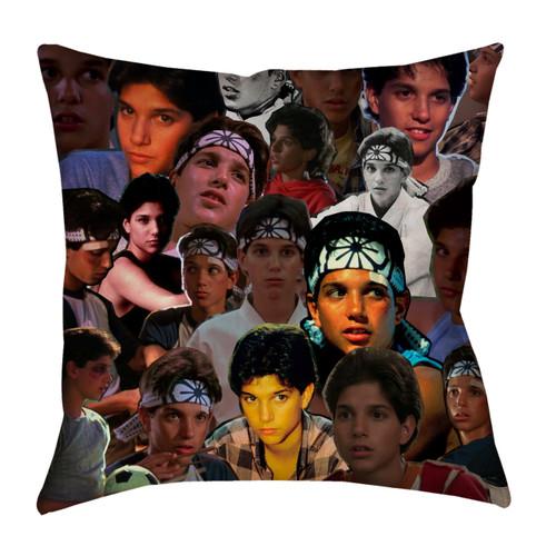 Daniel LaRusso (The Karate Kid) Photo Collage Pillowcase