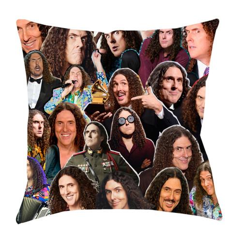 """Weird Al"" Yankovic Photo Collage Pillowcase"