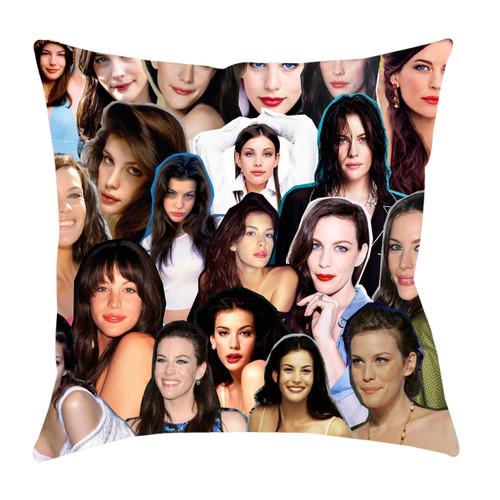Liv Tyler Photo Collage Pillowcase