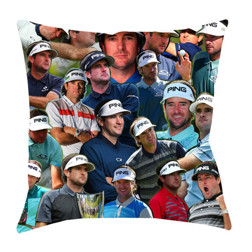 Bubba Watson Photo Collage Pillowcase