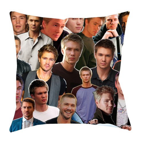 Chad Michael Murray Photo Collage Pillowcase