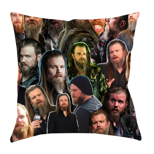 Ryan Hurst Photo Collage Pillowcase