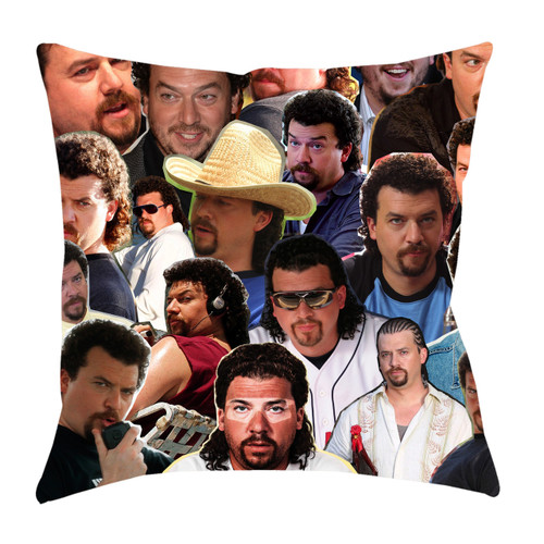 Kenny Powers Photo Collage Pillowcase
