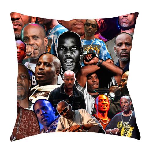 DMX Photo Collage Pillowcase