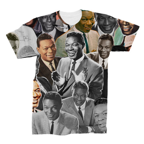Nat King Cole tshirt