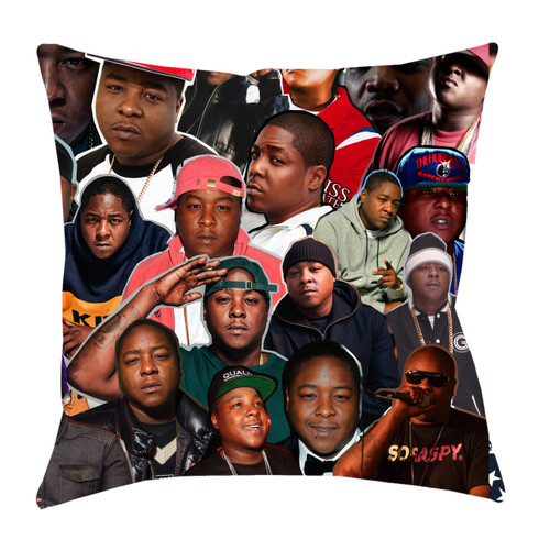 Jadakiss  Photo Collage Pillowcase