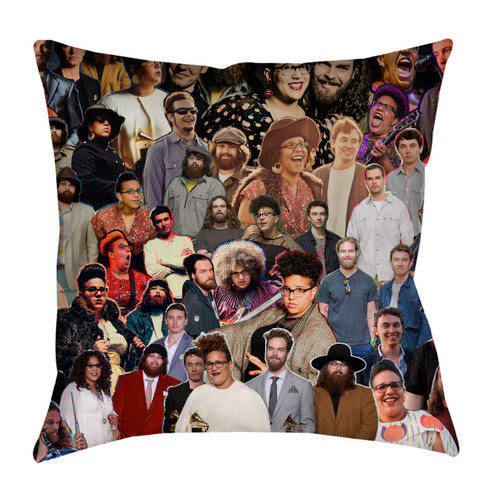 Alabama shakes pillowcase