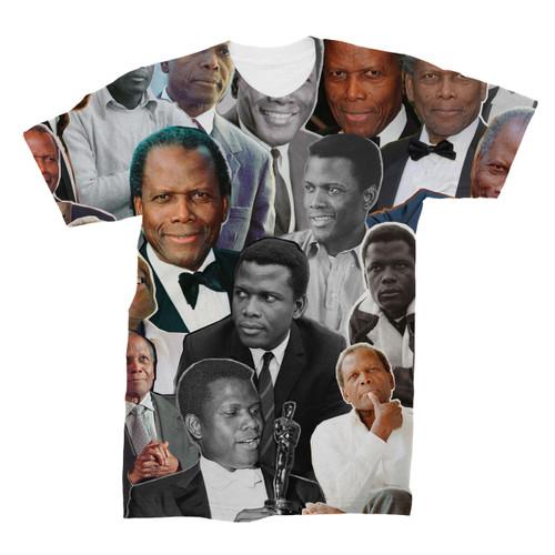 Sidney Poitier tshirt