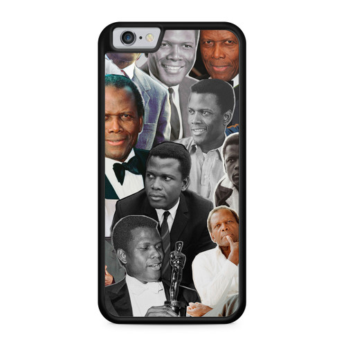 Sidney Poitier phone case