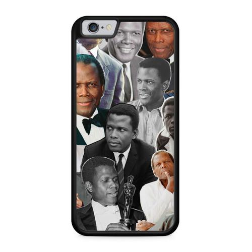 Sidney Poitier phone case