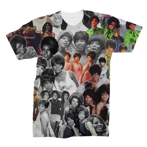 The Supremes tshirt