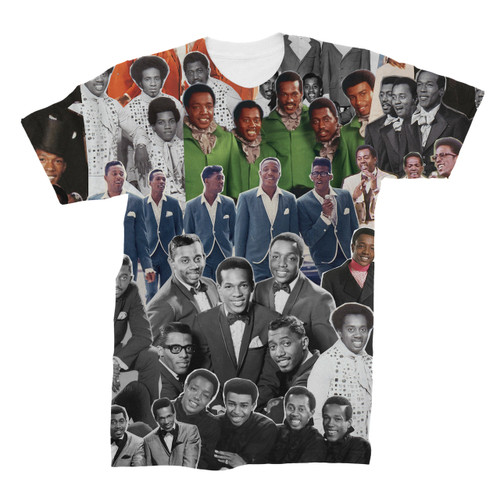 The Temptations tshirt