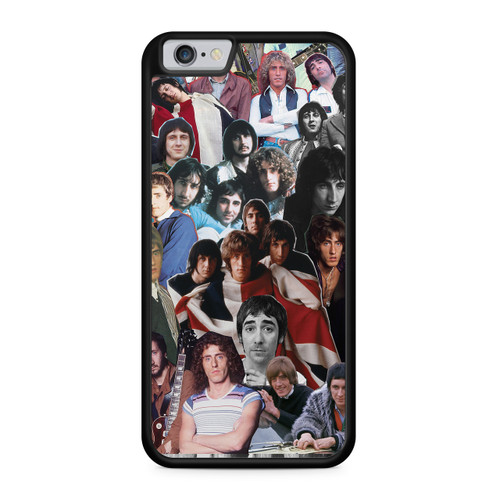 The Who phone case
