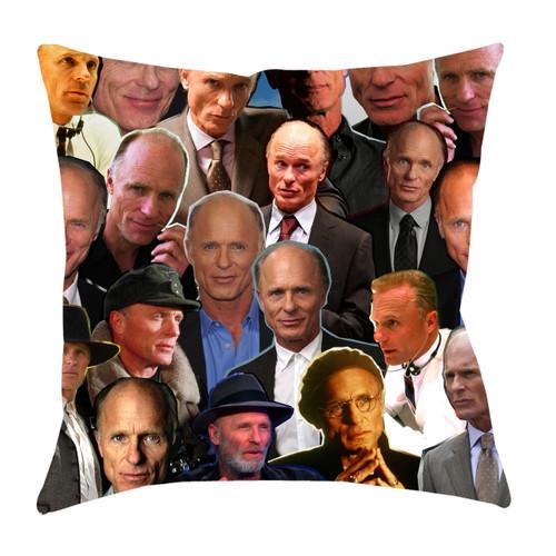 Ed Harris Photo Collage Pillowcase