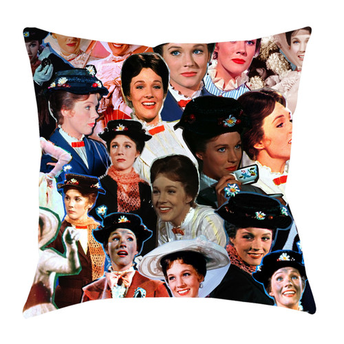 Mary Poppins Photo Collage Pillowcase