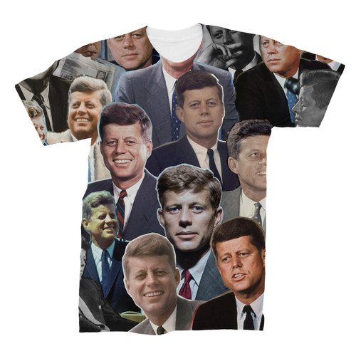 John F. Kennedy tshirt