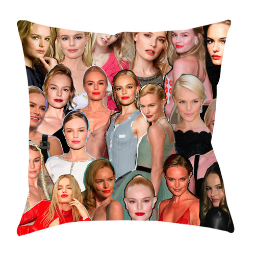Kate Bosworth Photo Collage Pillowcase