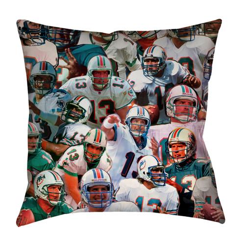 Dan Marino pillowcase