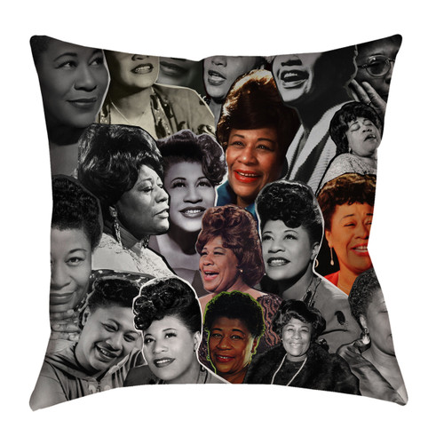 Ella Fitzgerald pillowcase