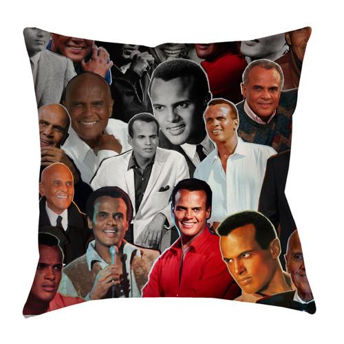 Harry Belafonte pillowcase