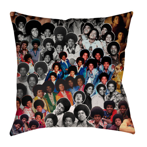 The Jackson 5 pillowcase