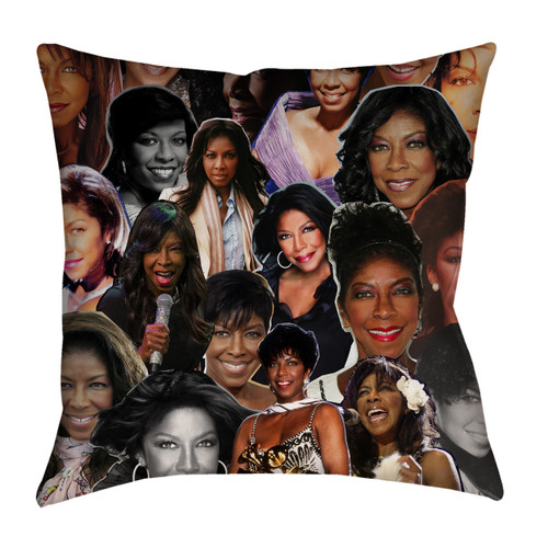Natalie Cole pillowcase