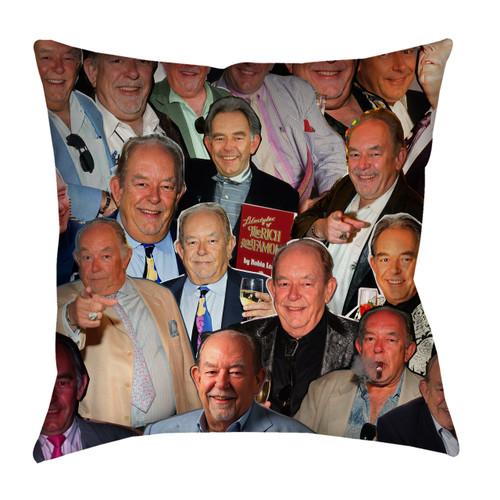 Robin Leach pillowcase