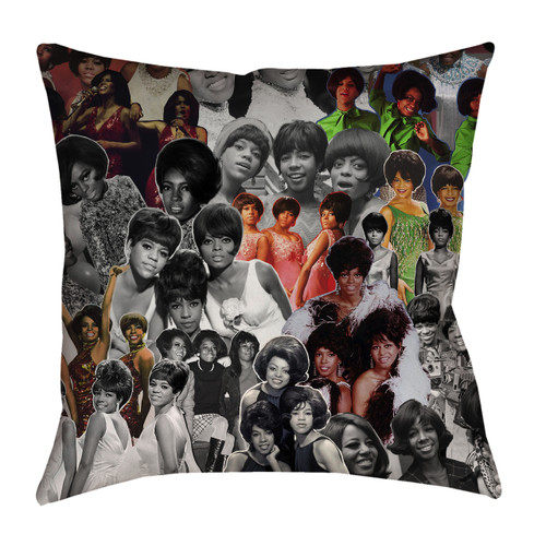 The Supremes pillowcase