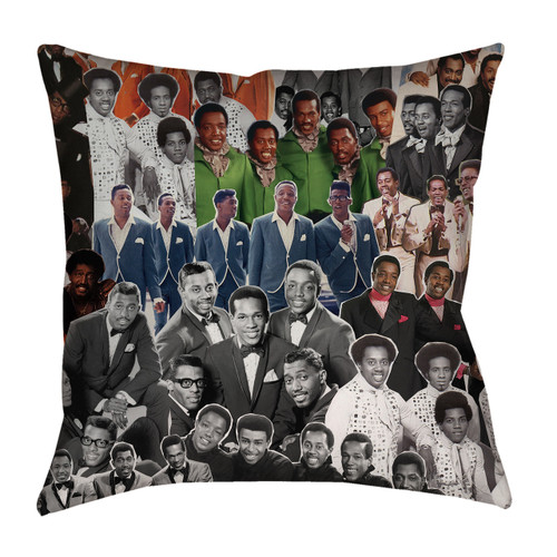 The Temptations pillowcase
