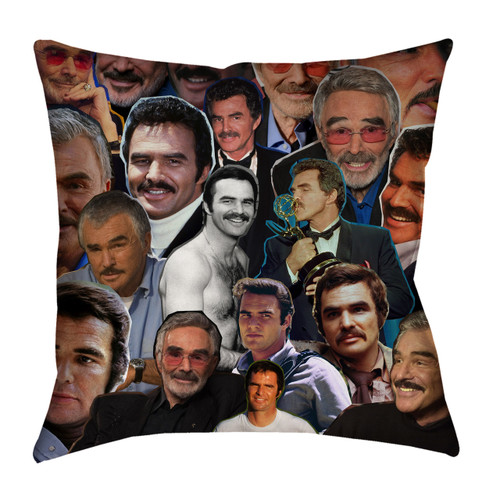 Burt Reynolds pillowcase