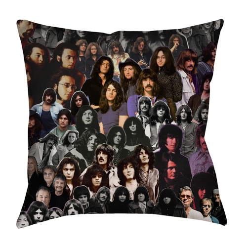 Deep Purple pillowcase