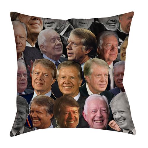 Jimmy Carter pillowcase