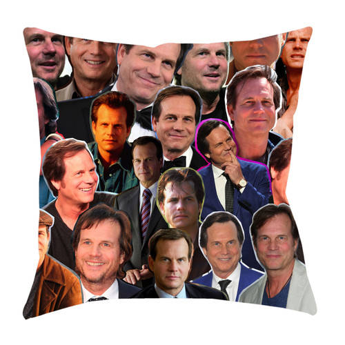 Bill Paxton Photo Collage Pillowcase