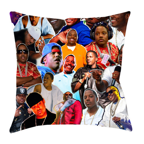 Mase Photo Collage Pillowcase