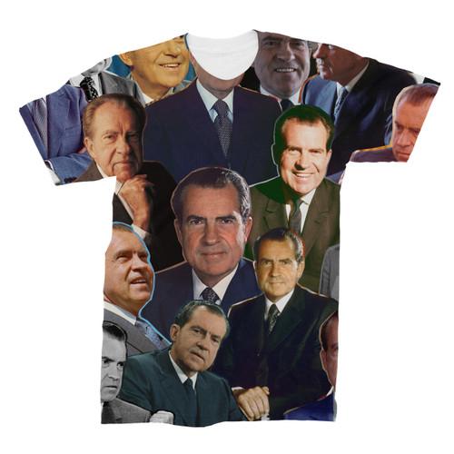 President Richard Nixon tshirt