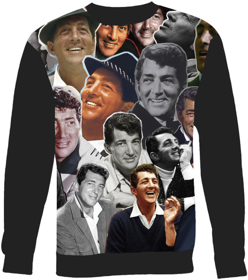 Dean Martin Collage Sweater Sweatshirt