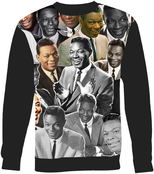 Nat King Cole sweatshirt