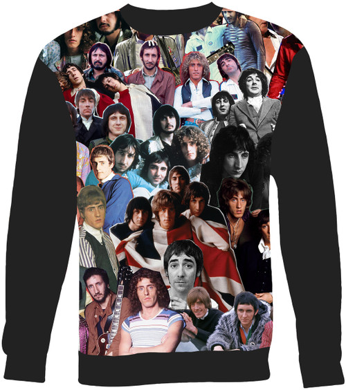 The Who sweatshirt