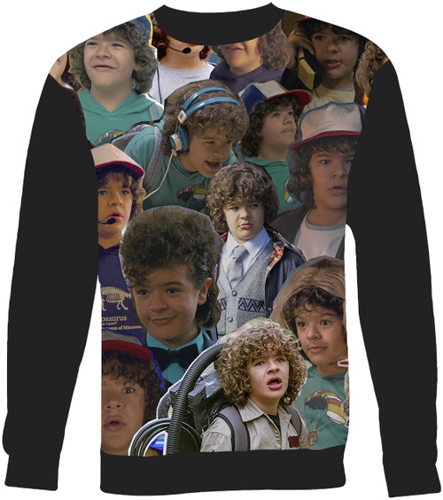 Dustin Stranger Things sweatshirt