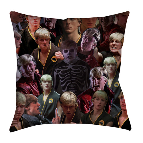 Johnny Lawrence (The Karate Kid) pillowcase