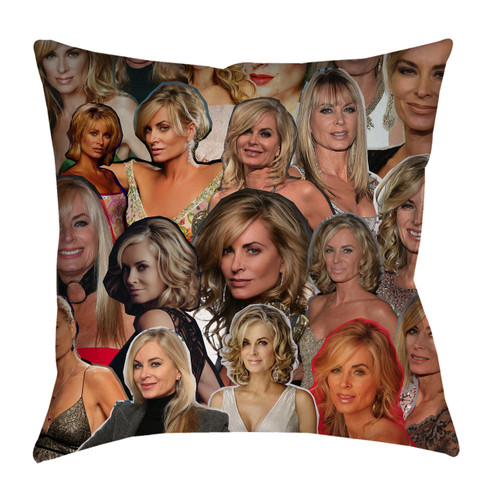 Eileen Davidson pillowcase