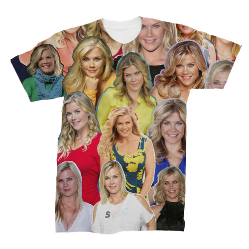 Alison Sweeney tshirt