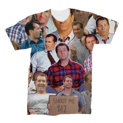 Al Bundy tshirt