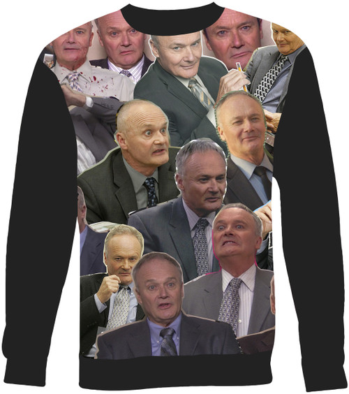 Creed Bratton sweatshirt