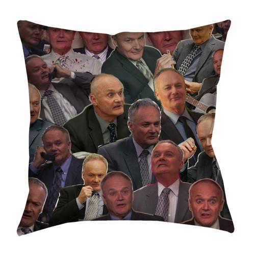 Creed Bratton pillowcase